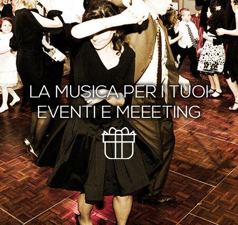 Eventi e meeting